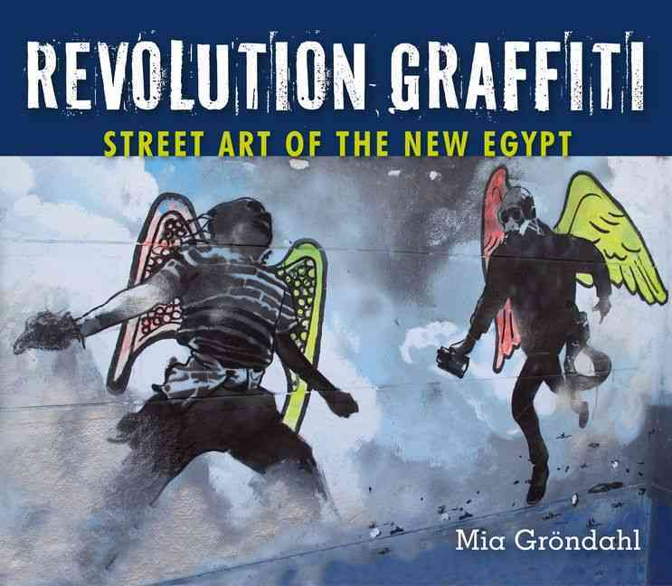 Revolution Graffiti By Gr++ndahl, Mia